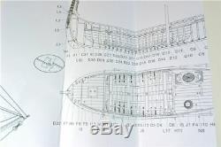 Commerce Marmara Bateau 17 148 Unassembly Modèle De Bateau En Bois Kit -standard Paquet