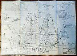 Corel Berlin Allemand 17ème Siècle Fregate 140 Sm29 Échelle Ship Maquette