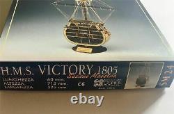 Corel Sm24 Victory Cross Section 198 Stale En Bois Modèle De Navire Kit