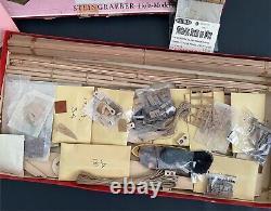 Corsair-frégate La Pomone Von 1690 170 Scale Wooden Ship Model Kit Allemagne De L'ouest