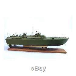 Dumas 1233 33 Navy Kit Bateau Pt109 En Bois, Plastique, Échelle 1/30 Livraison Gratuite