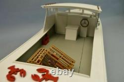 Dumas Wooden Models #1274 1/16 Échelle 31 Hiver Harbor Lobster Boatnew