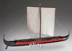 Dusek Viking Longship 135 Échelle D005 Modèle Boat Kit
