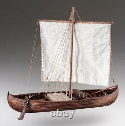 Dusek Viking Ship Knarr 135 Échelle D007 Modèle Boat Kit