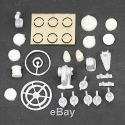 Fairey Huntsman 31 23.5 Modèle De Bateau Kit De Bateaux En Bois Et Se 1/16 Échelle