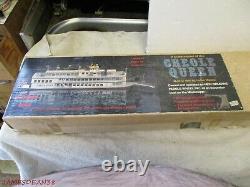 Halter Marine Creole Queen Dumas Boat Modèle En Bois Kit