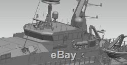 Hmas Armidale Class Kit De Maquette En Bois Pour Bateaux De Patrouille