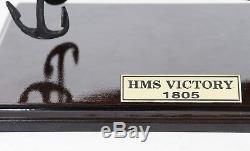 Hms Victory Admiral Nelson Tall Ship Bow Section 28.5 De Maquettes De Bateau En Bois Assemblées