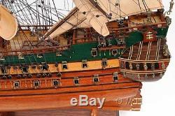 Hollande Frise Frégate Tall Ship 29 Construit Modèle De Bateau En Bois Assemblé