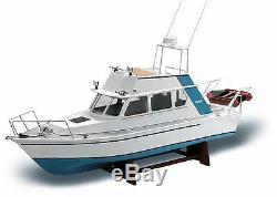 Krick Lisa - Trousse De Bateau Modèle Radio-pilotée - Motor Yacht 125