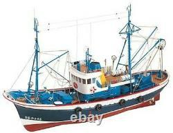 Latina 1/50 Marina II Wooden Model Ship Kit #20506