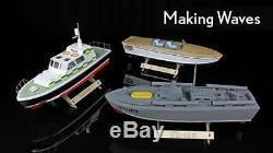 Le Modèle En Bois Boat Company Série 400 Kits Bateau Rc