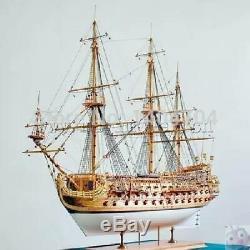Luxe Classique Bateau À Voile En Bois Kits Modèle San Felipe Kit Navire Pour Adultes Pro