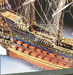 Mantua Modèle 796 Soleil Royale 177 Et Un Bounty150 Free Billing Boats