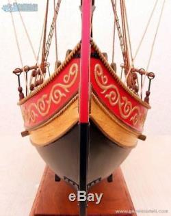Maquette De Bateau Marmara Trade Boat 17 Echelle 1/48 Bois Kit Maquette De Bateau Cadeau