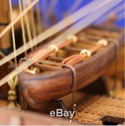 Maquette En Bois De Luxe Pour Bateau San Francisco1607, Kits En Bois Pour Adultes