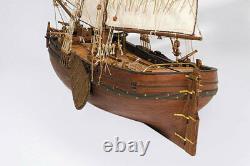 Mk0301 Deck-boat St. Gabriel Wooden Ship Kit 1/72 Modèle Master Korabel