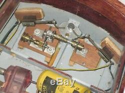 Modèle Classique De Bateau De Bateau Rc De Jouet De Modèle De Croiseur De Chris Craft En Bois Vintage Pour La Restauration