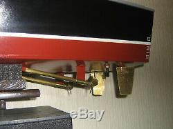 Modèle De Bateau 46 Pouces R. A. F. Crash Tender
