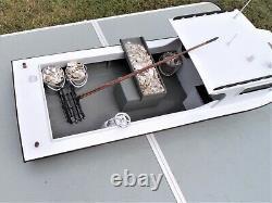 Modèle De Conduite D'eau, Bateau D'huître Chesapeake Bay