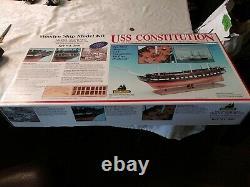 Modèle De Voies Navales #ms2040 Uss Constitution Ship Kit, 1/76 48 Long Retail 712,49 $