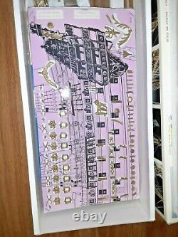 Modèle Sergal Mantua Le Soleil Royal 1669 Kit Modèle En Bois Art. 796 177