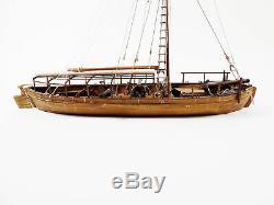 Modèle Shipways Canonnière Philadelphie Kit Modèle De Bateau De Bateau En Bois Nouveau