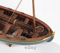 Modèle Shipways Hms Bounty Lancer Bois Kit Bateau Nouveau
