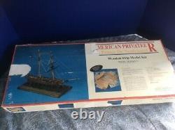 Modèle Shipways Prince De Neufchatel # 2110 Condition Est Nouveau Vieux Stock