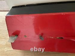 Modèle Vintage Bateau Raf Crash Projet D'appel D'offres Rc Boat Hull 64inch Long
