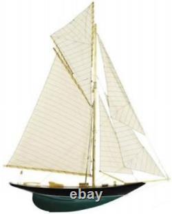 Modèles Authentiques Cape Horn Half Hull New As131 Rare Bateau À Voilier Bateau En Bois