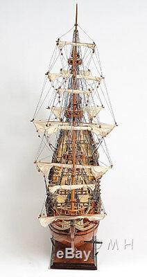 Néerlandais De Zeven Provincien Modèle Tall Ship En Bois 36 Bateau Nouveau
