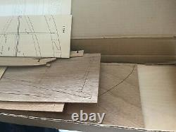 Nouveau Dans La Case Dumas #1205 Trojan F-31 Boat Moodel Kit