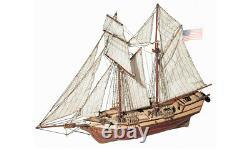 Occre Albatros Schooner 1100 Ideal Beginners Modèle Wooden Boat Kit (12500)