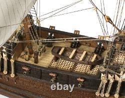 Occre Buccaneer 1100 Échelle 12002 Kit De Bateau Modèle