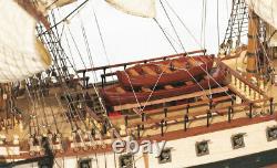 Occre Diana 185 Échelle 14001 Kit De Navire Modèle