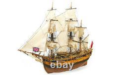 Occre Endeavour 154 Échelle 14005 Kit De Bateau Modèle
