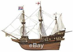 Occre Golden Hind 185 (12003) Maquette De Bateau Modèle Idéal Débutant