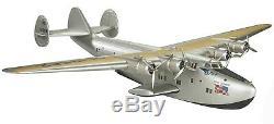 Pan Am Boeing 314 Dixie Clipper Flying Boat Modèle 23 Avion En Bois Construit Ap451