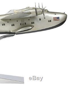 Pan Am Boeing 314 Dixie Clipper Flying Boat Modèle 23 Construit En Bois Avion Nouveau