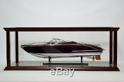 Présentoir À For Speed boat 36 Cas D'affichage En Bois Pour Bateau Modèle