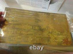 Rare! Vintage Amati U-boat, U-47, Viib 1936, 1/72 Sous-marin Modèle Kit 1602. Nos