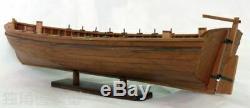 Richard Bonhomme Version Pear Annexe Bateau 148 3-set Modèle De Navire En Bois