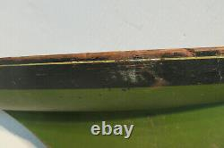 Seaworthy Boats Toy Model Wooden Pond Voile Boat Chester A Rimmer Naval Architect