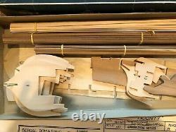 Sergal Hms Bounty Wood Ship Model Kit A Partir De 1973