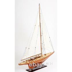 Shamrock V 1930 Coupe D'amérique J Boat Boat Modèle 39 Yacht Uk Voilier Nouveau