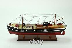 Sirius Handmade Wooden Boat Modèle 26 Dans La Bande Dessinée
