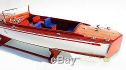 Sur Les Ventes Numéro Boat # 21 Modèle De Bateau Classique En Bois Fait À La Main Nouveau