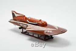 U-60 Bateau De Course Hydravion Miss Thriftway Lake Washington, Modèle 26