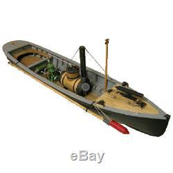 Usn Picket Boat # 1, Maquette De Bateau En Bois, Modèle 124, Échelle